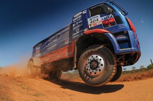 Ford Racing Trucks - Território Motorsport no Rally dos Sertões 2013