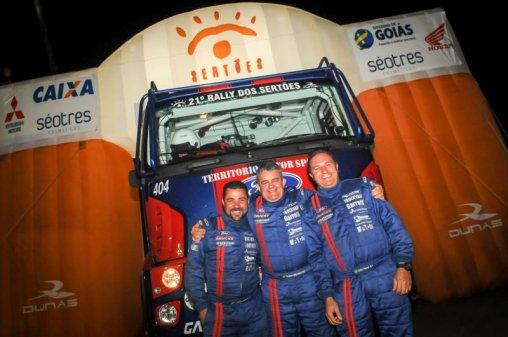 Ford Racing Trucks/ Território Motorsport