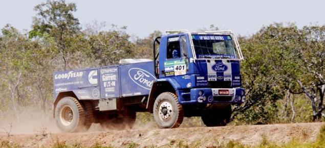Ford Racing Trucks/ Território Motorsport vence etapa Maratona nos Caminhões