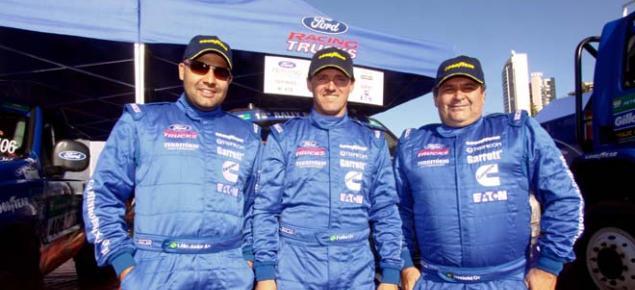 Vanderlei Cassol vence a 7ª etapa para Ford Racing Trucks/ Território Motorsport