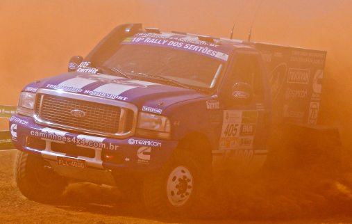 Ford Racing Trucks/ Território Motorsport é a mais rápida no Prólogo