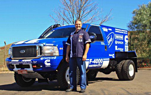Ford Caminhões defende hegemonia no Rally dos Sertões em 2011
