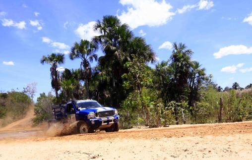 Ford Racing Trucks/Território Motorsport mantém liderança na reta final do Rally dos Sertões