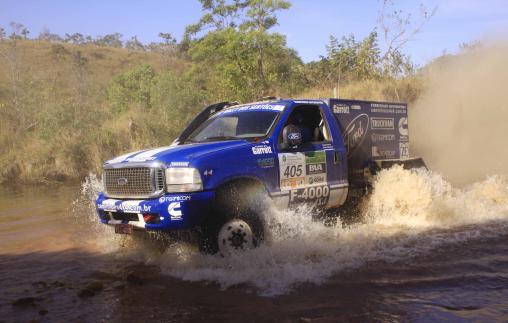 Vitória da Ford Racing Trucks/Território Motorsport na primeira etapa do Rally dos Sertões