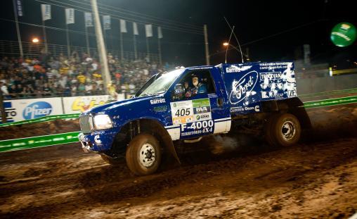 Ford Racing Trucks/Território Motorsport vence Super Prime