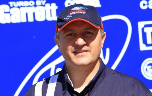 Edu Piano faz balanço positivo da participação do F4000 Território 4x4 na Fenatran 2011