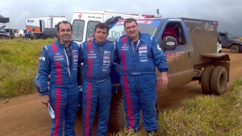 Ford Racing Trucks / Território Motorsport vence Rally dos Bandeirantes