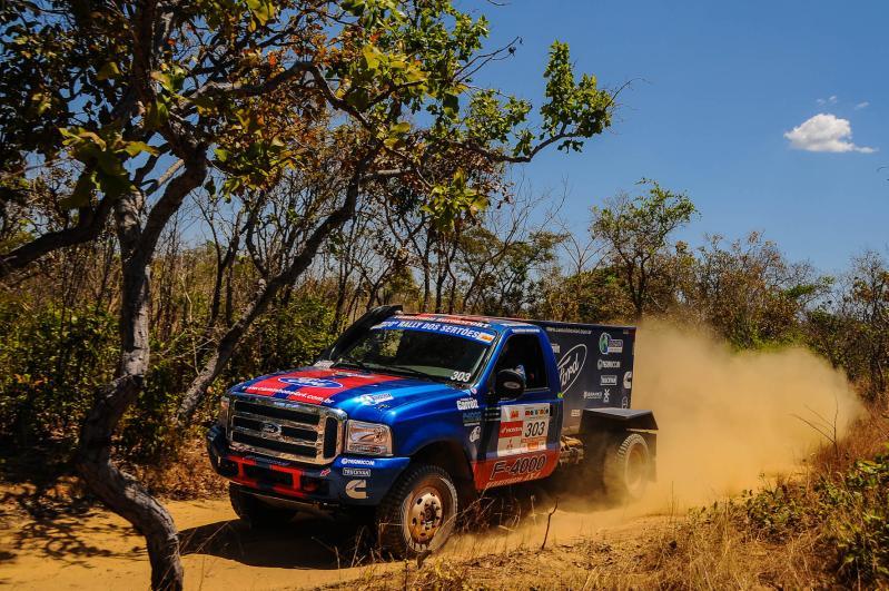 Ford Racing Trucks /Território Motorsport disputa o Rally dos Bandeirantes em Taubaté