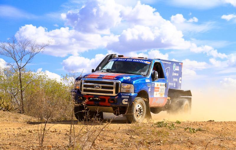 Ford Racing Trucks/Território Motorsport disputa o Rally das Serras em terras catarinenses