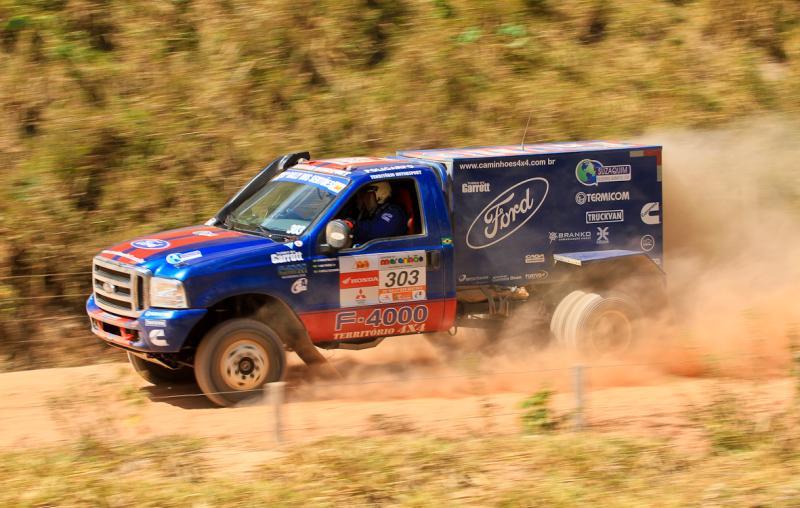 Ford Racing Trucks /Território Motorsport segue para o Rally dos Amigos como favorita ao título