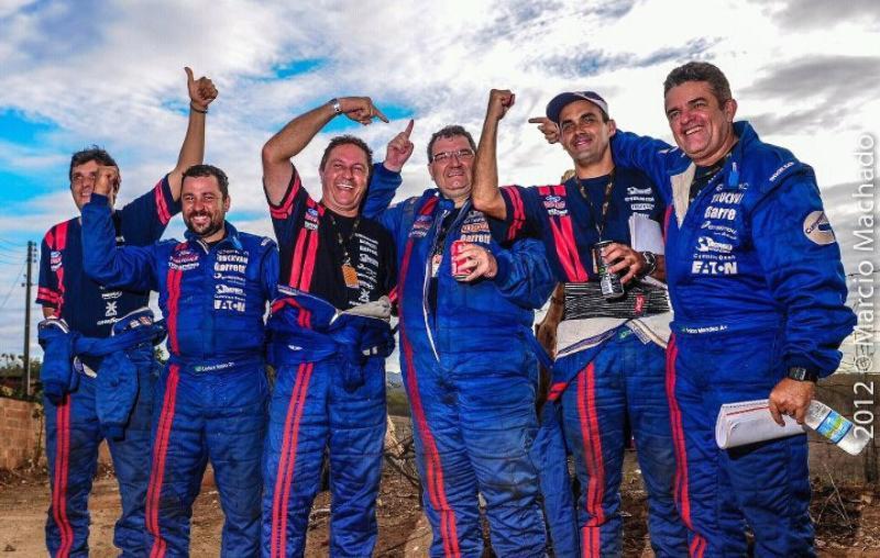 Ford Racing Trucks/Território Motorsport encerra a temporada com chave de ouro