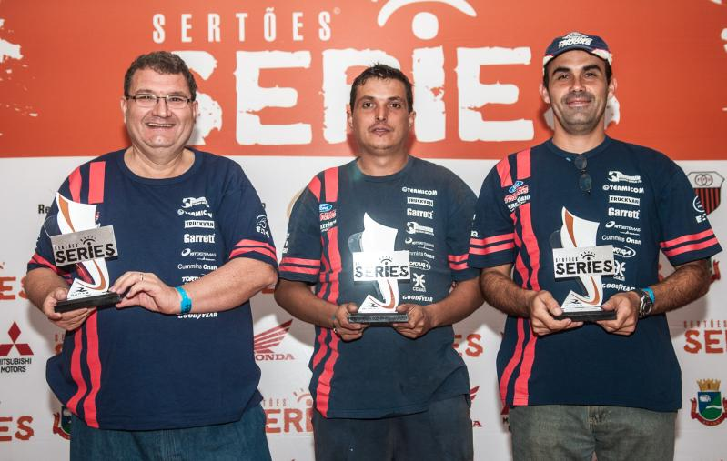 Vitória da Ford Racing Trucks /Território Motorsport em Avaré