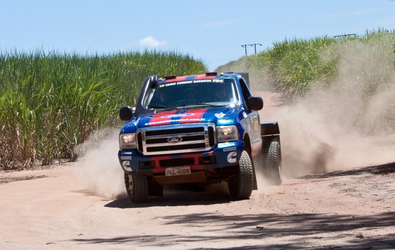 Líder no Brasileiro, Ford Racing Trucks / Território Motorsport segue para Botucatu
