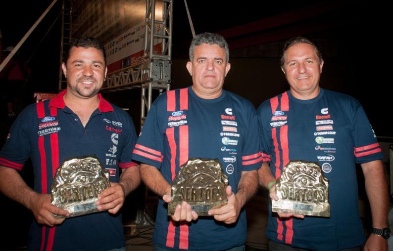 Após o título no Rally dos Sertões, equipe faz balanço positivo do desempenho do Ford Cargo 1933 4x4