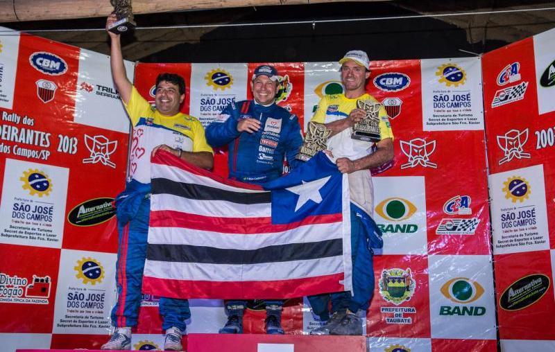 Vitória da Ford Racing Trucks /Território Motorsport no Rally dos Bandeirantes