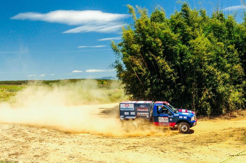 Muitos títulos para comemorar o final da temporada da Ford Racing Trucks /Território Motorsport