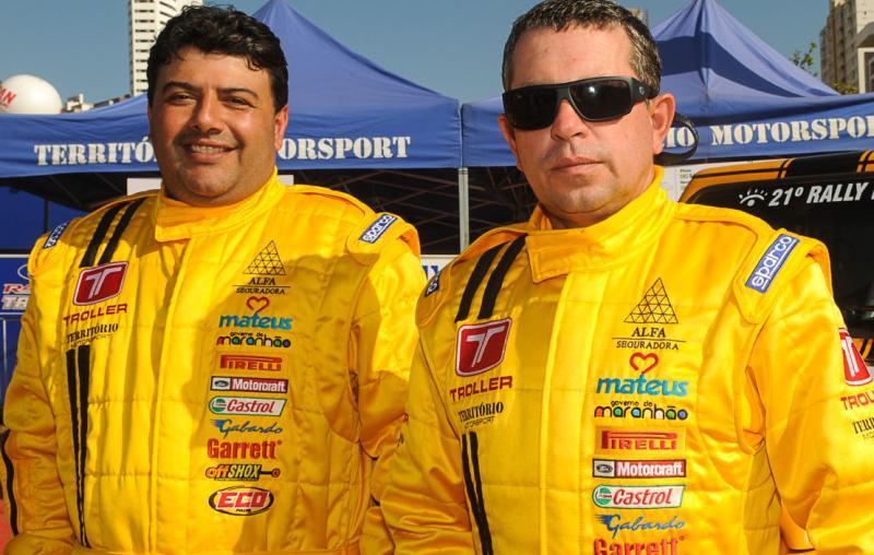 Ford Racing Trucks /Território Motorsport acelera no fim de semana no Rally dos Bandeirantes