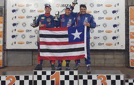 Ford Racing Trucks /Território Motorsport assume a liderança do Campeonato Brasileiro