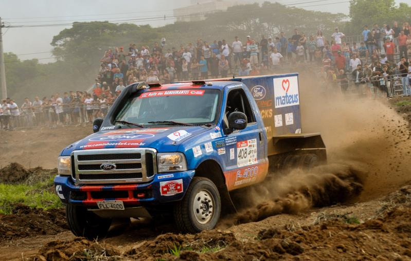 Ford Racing Trucks /Território Motorsport acelera no Rally Rota Sudeste