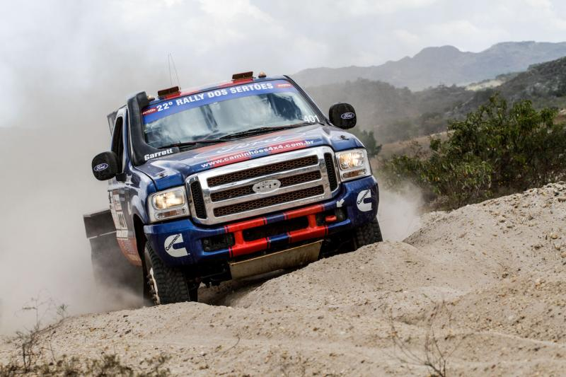 Ford Racing Trucks/ Território Motorsport parte para a etapa final como favorita ao título