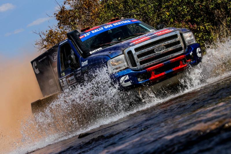 Líder nos Caminhões, Ford Racing Trucks/ Território Motorsport fatura a quarta etapa