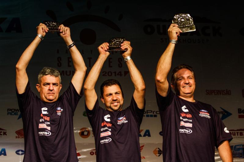 Ford Racing Trucks/ Território Motorsport chega a Belo Horizonte como Campeã do Rally dos Sertões