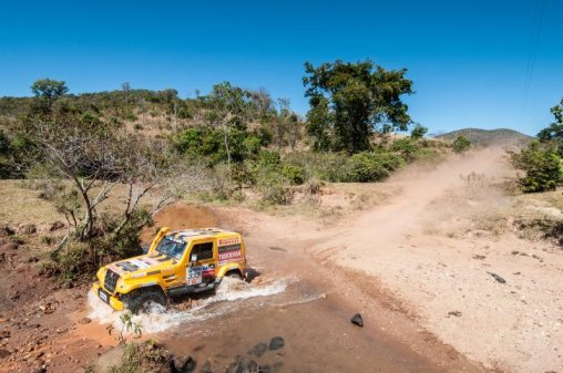Troller Racing - Território Motorsport no Rally dos Sertões 2013