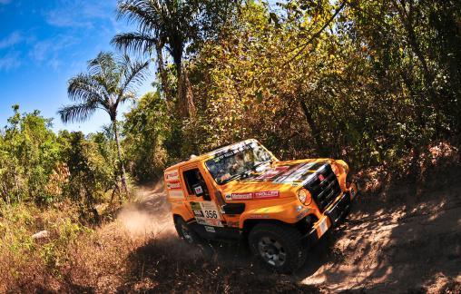 Troller Racing/Território Motorsport mantém segundo lugar na Production (T2)