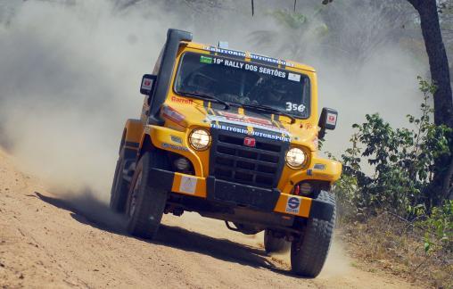 Troller Racing/Território Motorsport no top 5 da Production (T2)