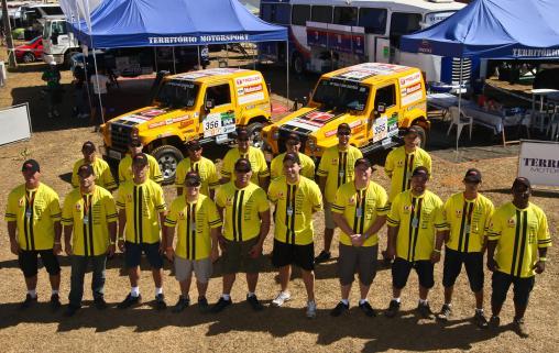 Troller Racing/Território Motorsport está em Goiânia e faz os últimos ajustes