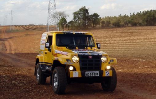 Revescap é mais uma parceira da Troller Racing/Território Motorsport no Rally dos Sertões
