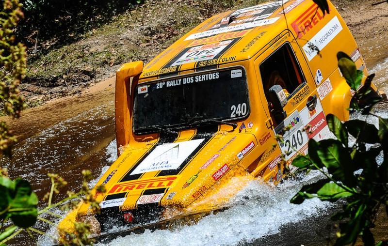 Acompanhe como foi o Rally dos Sertões para a Troller Racing