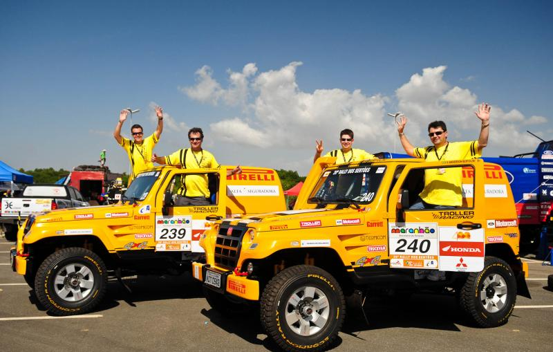 Troller Racing/Território Motorsport encerra o ano com dois títulos