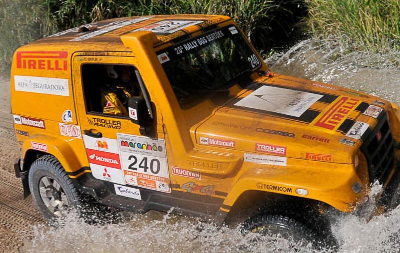 Rally dos Sertões 2013 tem novo local de largada