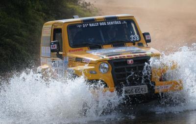 Troller Racing /Território Motorsport fecha o segundo dia do Rally Sertões entre os Top Five