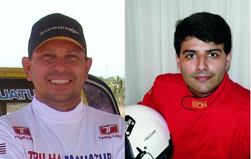 Fabio Cadasso e Fabio Grochowsky formam a nova dupla da Troller Racing /Território Motorsport