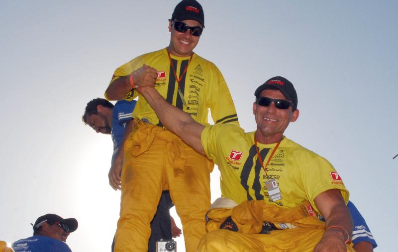 Ulysses Marinzek e João Víctor Ribeiro retornam à Equipe Troller Racing /Território Motorsport