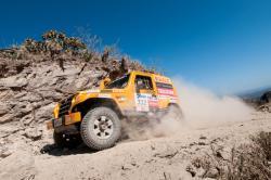 Troller Racing /Território Motorsport segue para a final do Rally dos Sertões entre os três primeiros