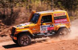 Rally dos Sertões: Marinzek /Ribeiro da Troller Racing /Território Motorsport vencem mais uma