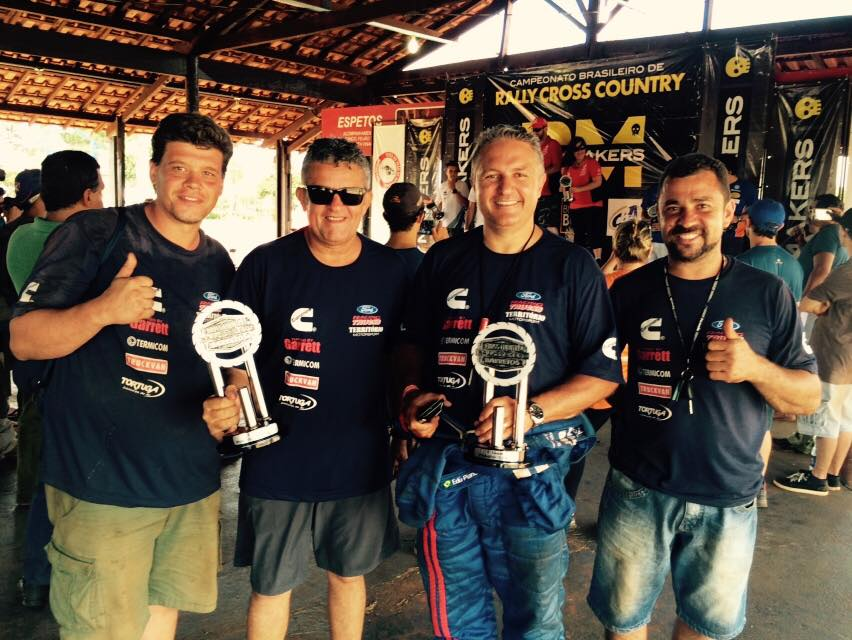 Troller Racing / Território Motorsport vence o Rally de Barretos