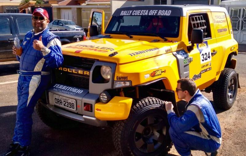 Troller volta ao Rally dos Sertões com estreia do Novo T4 na categoria Production