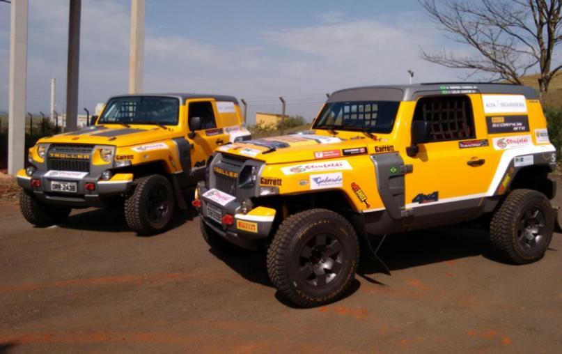 Carros da Troller Racing/Território Motorsport estarão em exposição neste sábado, em Tatuí (SP)