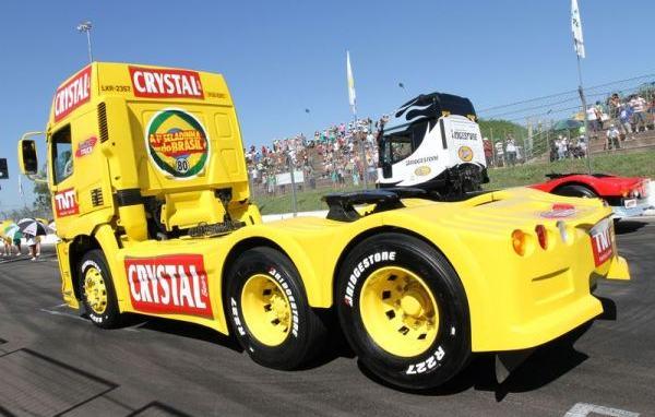 Fórmula Truck amplia espaço na Band para transmissão das corridas