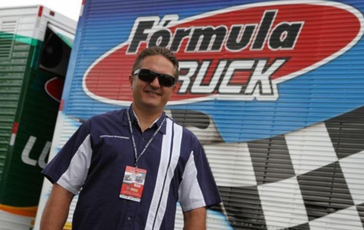 Edu Piano acelera, neste domingo (8), na última etapa da Fórmula Truck