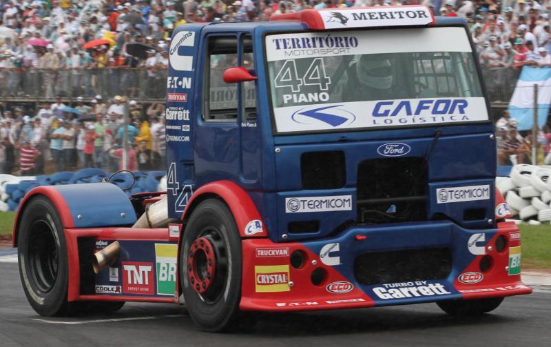 Equipe Território Motorsport e Termicom juntos também na Fórmula Truck