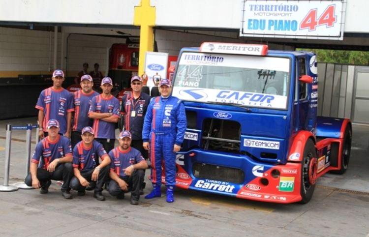 Território Motorsport tem 'prova de fogo' em Londrina e Edu Piano completa mais uma corrida na Fórmula Truck