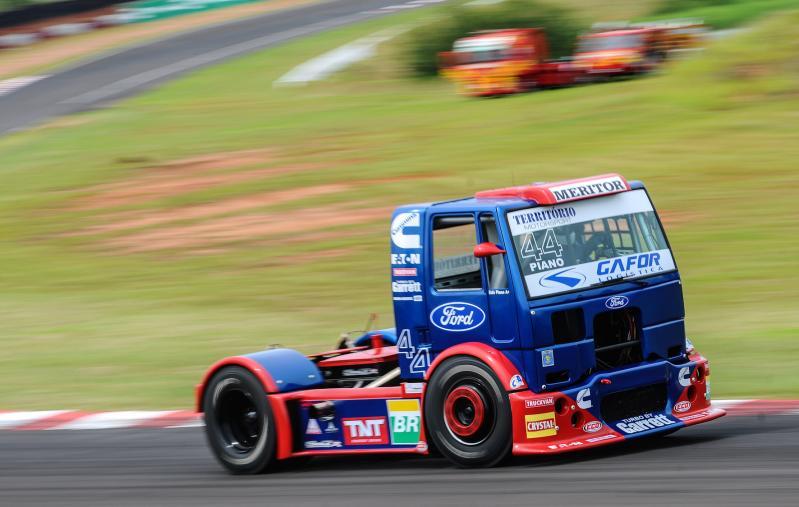 Etapa de Londrina da Fórmula Truck começa nesta sexta-feira