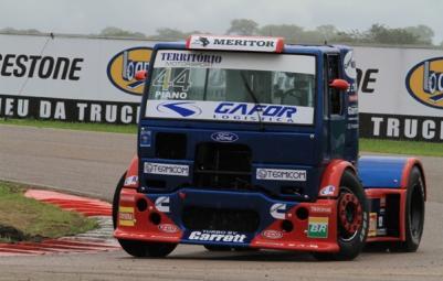 Edu Piano terá mais um forte desafio na Fórmula Truck