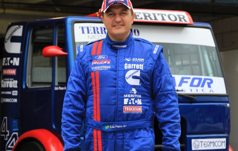Autódromo de Caruaru será o desafio de Edu Piano, neste domingo