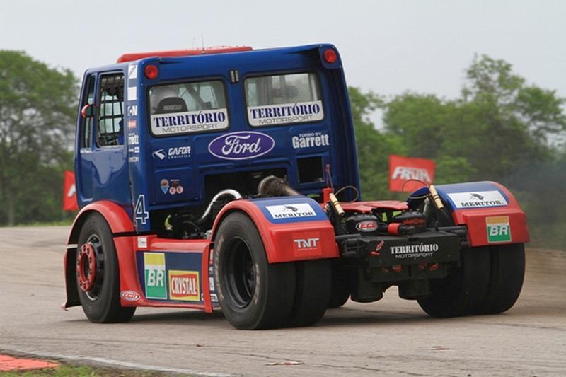 Temporada de 2014 marca o fim do uso do catalisador nos caminhões da F-Truck